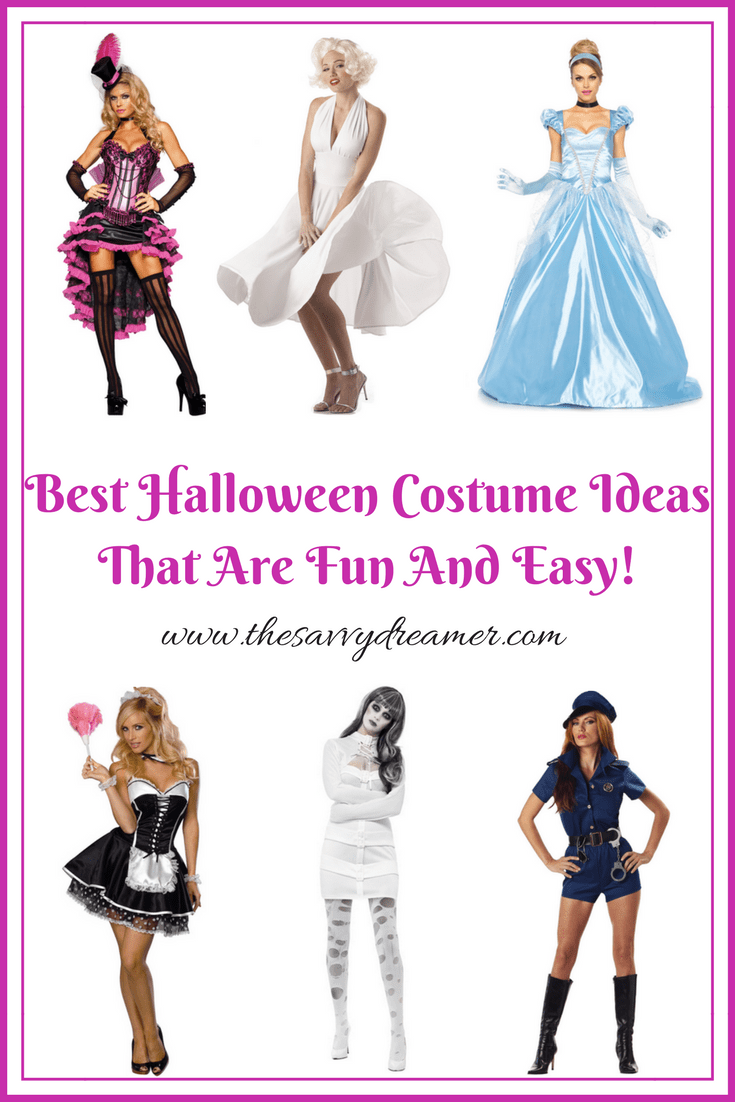Best Halloween Costume Ideas That Are Fun And Easy