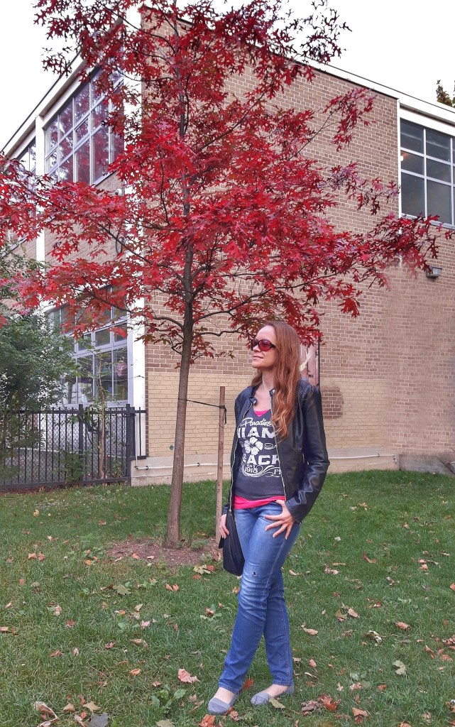 Great Fall weather looks