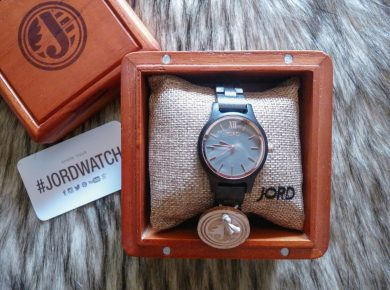 Jord wooden watch review and giveaway