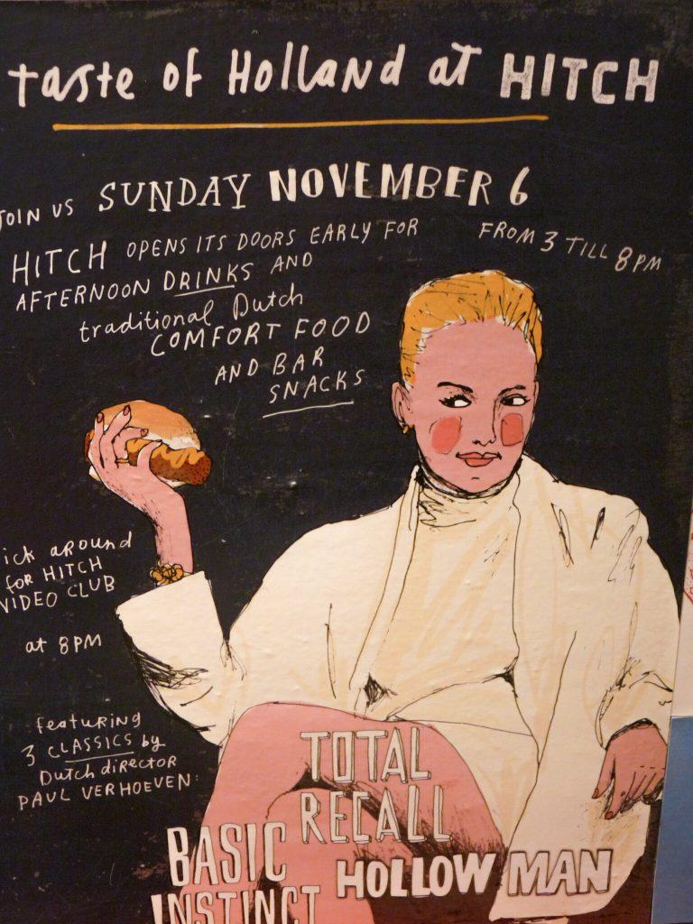 Unique art at Borrel Toronto Dutch Comfort Food Restaurant! #Toronto #comfortfood #restaurant #Dutchfood