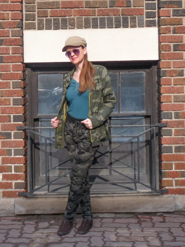 Ways to wear camouflage that are fun and easy! #camouflage #fashion #styles #jacket