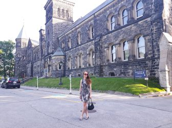 Find spectacular #architecture at #UofT St George campus in #Toronto #travel #sightseeing #ontario #canada