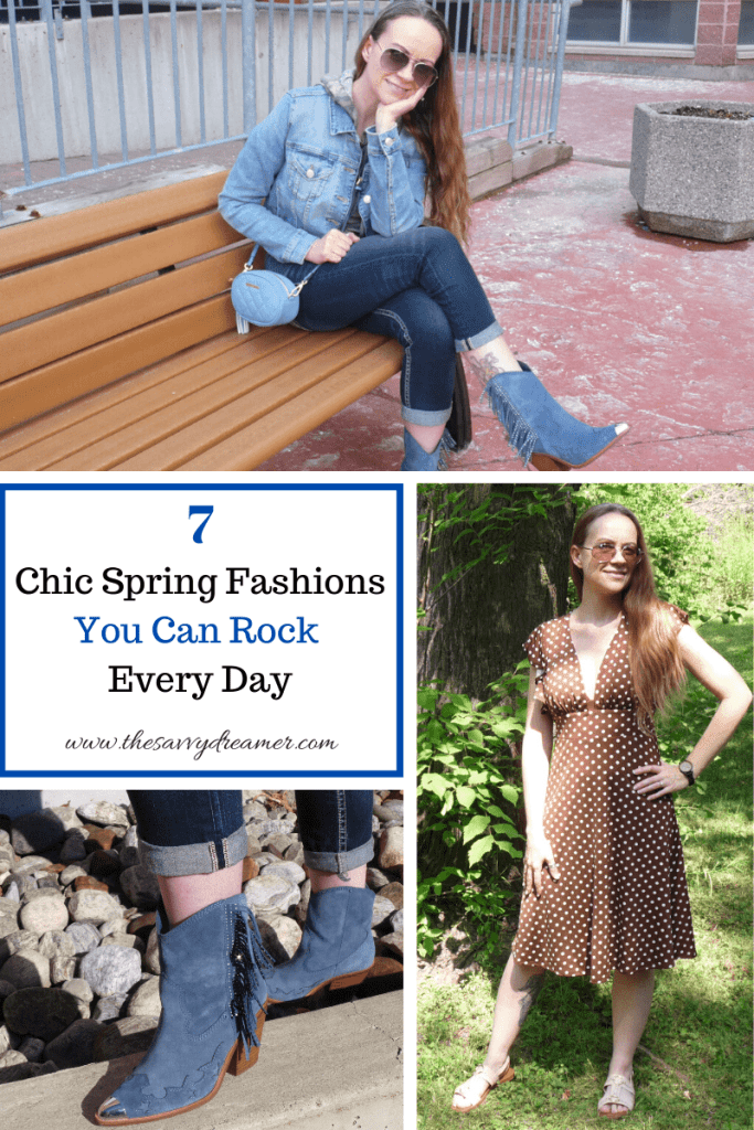 These 7 Chic Spring Fashions You Can Actually Rock Every Day