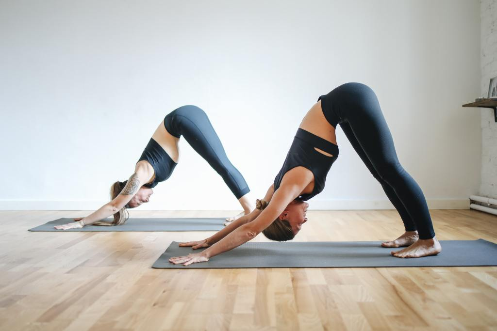 Exercise like yoga helps your gut