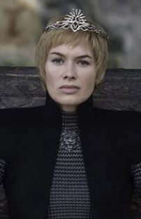 Cersei Lannister current queen of King's Landing