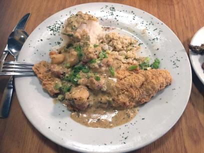 "Catfish Jefferson Chef Ron's Gumbo Stop Local ""Guide"" Food Review"