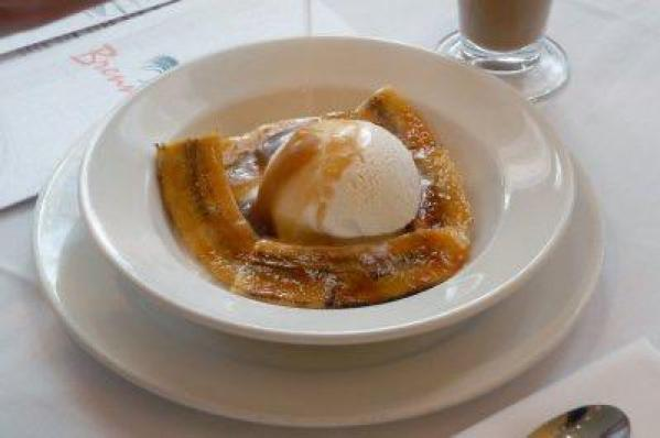 Brennan's Famous Bananas Foster