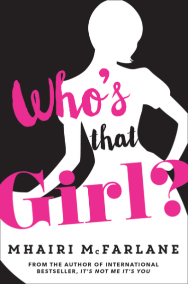McFarlane - Who's That Girl (black)