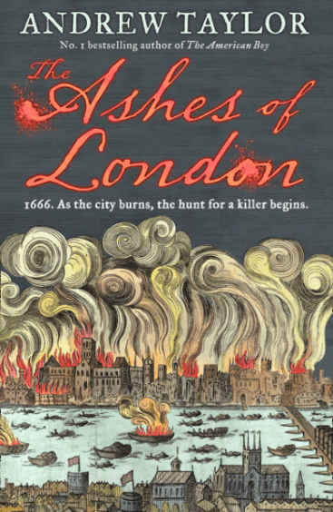 Taylor - The Ashes of London