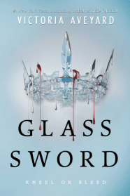 Victoria Aveyard Glass Sword Red Queen Series YA