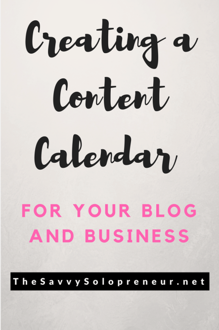 Creating a Content Calendar for your blog or business can help you maximize revenue, client retention and new business opportunities.