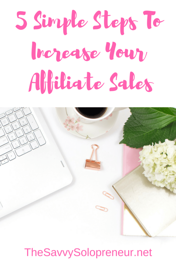 How to Increase Affiliate Sales and Make More Income From Your Blog