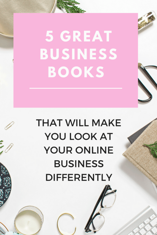 Great Business Books