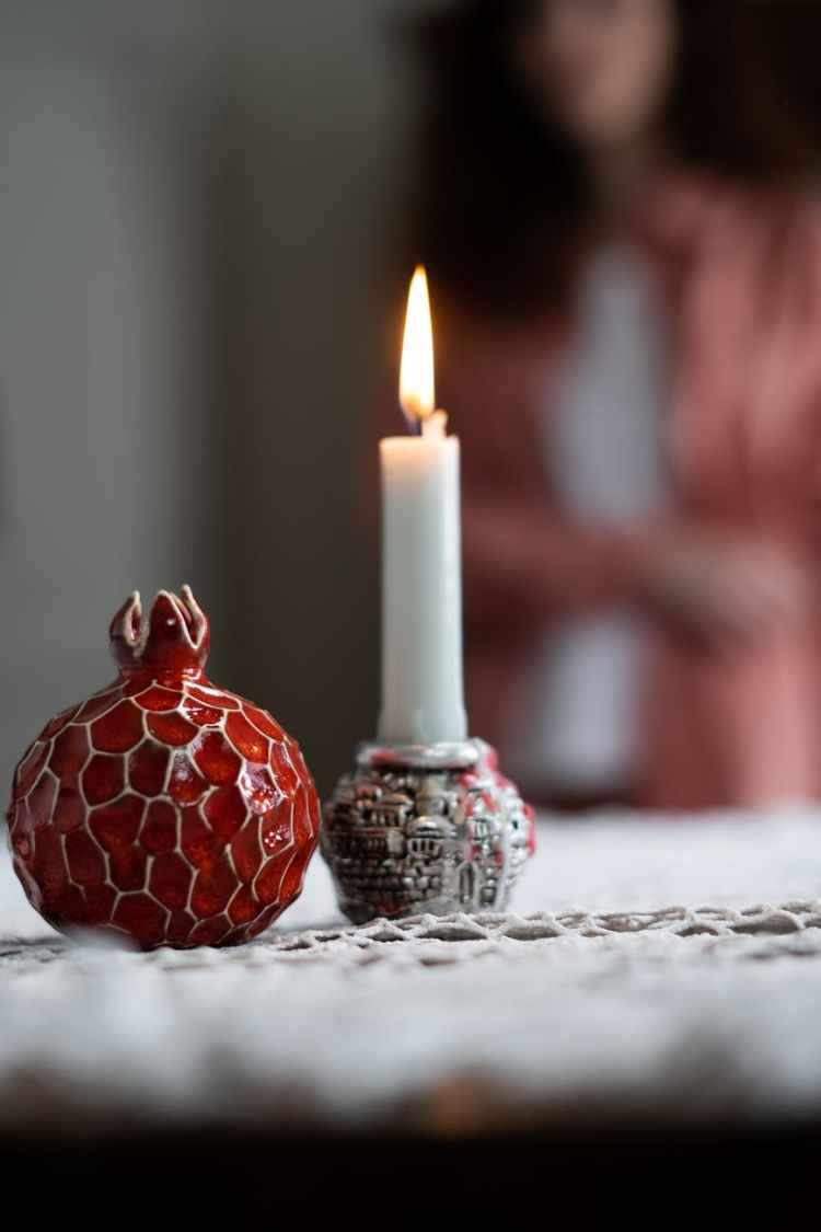 pattern table candles candle