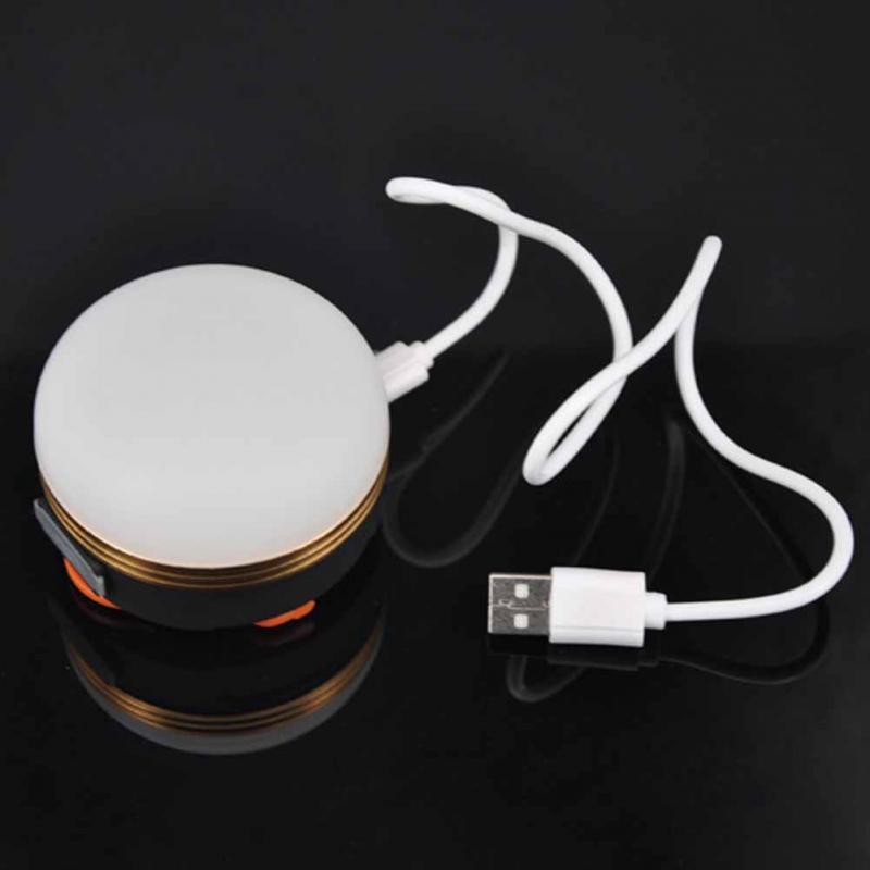 USB Charging Camping Light
