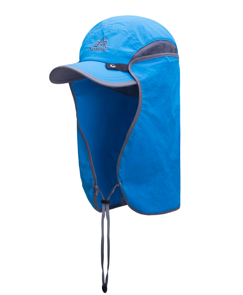 Unisex Fishing Cap with Sun Visor