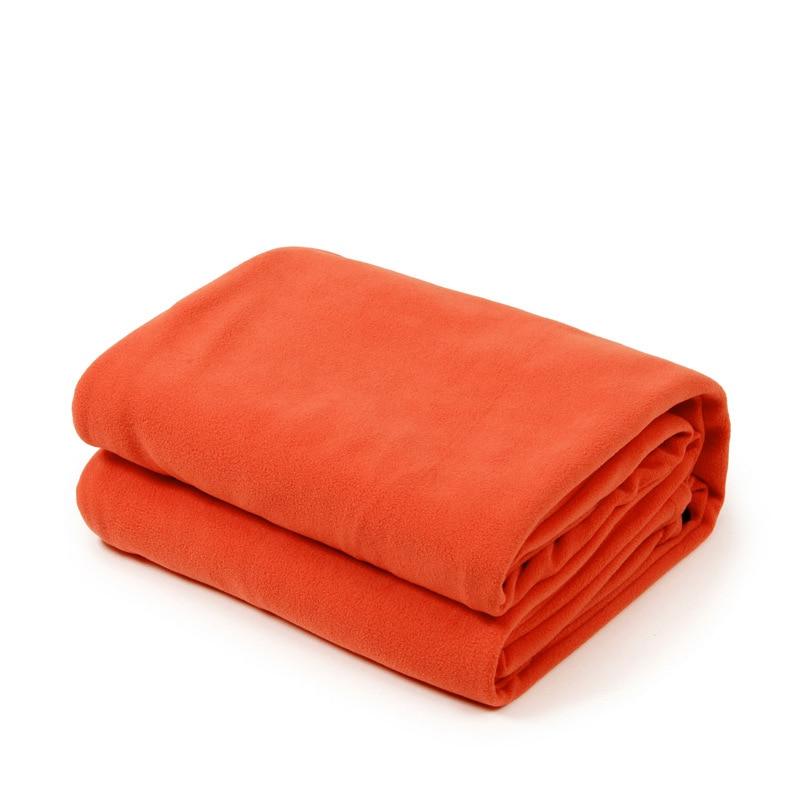 Outdoor Portable Ultra-Light Polar Fleece Sleeping Bag