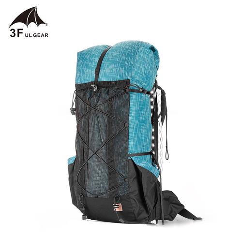 3F UL GEAR Water resistant Hiking Backpack Lightweight Camping Pack Travel Mountaineering Backpacking Trekking Rucksacks 40 1