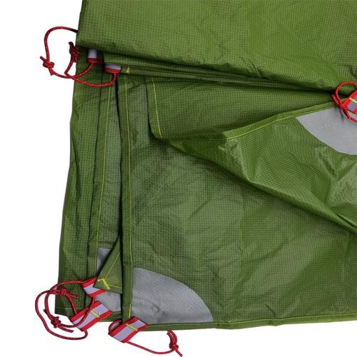 FLAME S CREED Ultralight Tarp Lightweight MINI Sun Shelter Camping Mat Tent Footprint 15D Nylon Silicone 5
