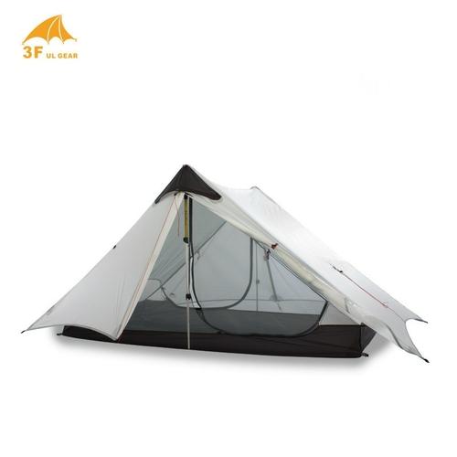 LanShan 2 3F UL GEAR 2 Person 1 Person Outdoor Ultralight Camping Tent 3 Season 4 4