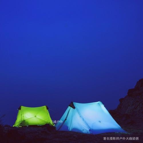 LanShan 2 3F UL GEAR 2 Person 1 Person Outdoor Ultralight Camping Tent 3 Season 4 5