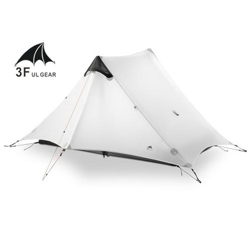LanShan 2 3F UL GEAR 2 Person 1 Person Outdoor Ultralight Camping Tent 3 Season 4