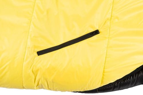 mons peak ix settler 15f sleeping bag l zipper 5