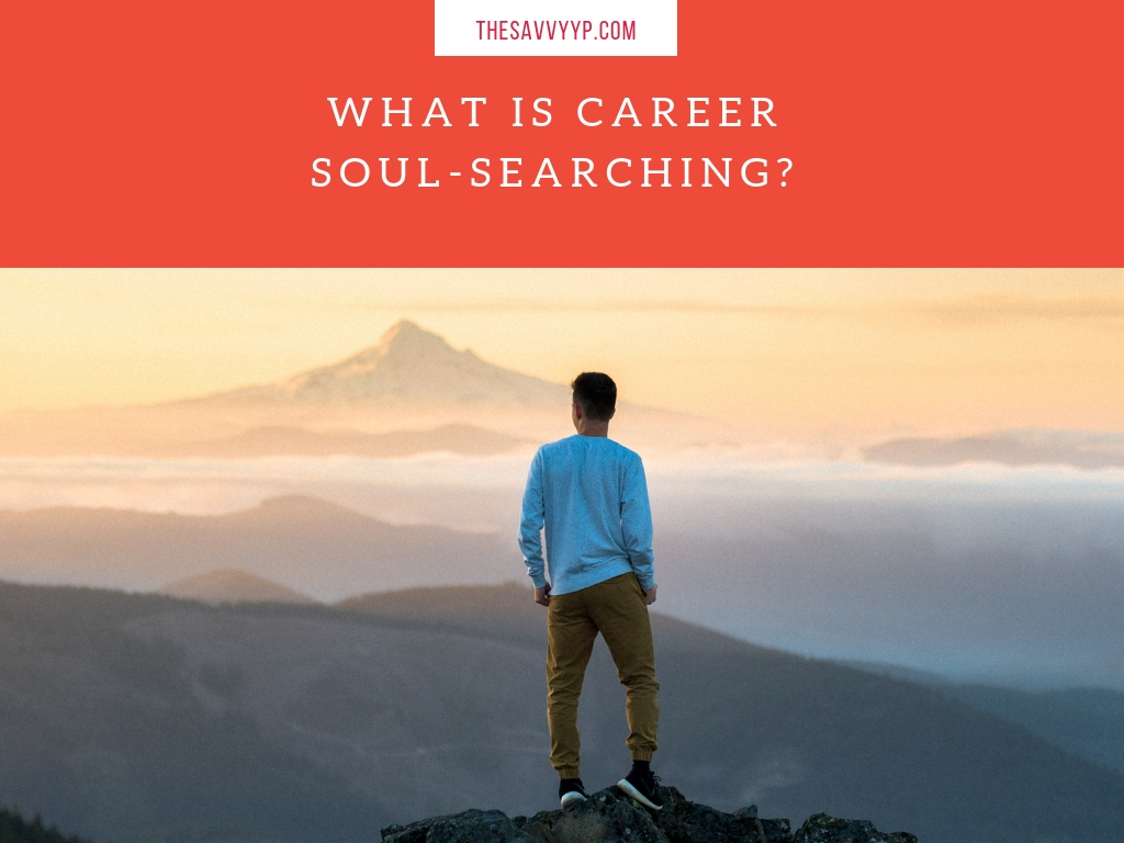 what-is-career-soul-searching
