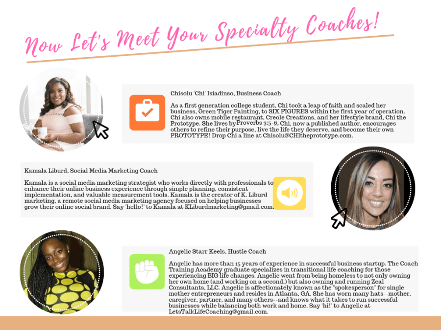 Say Life Specialty Coaches