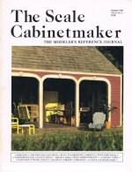 The Scale Cabinetmaker: 9:2