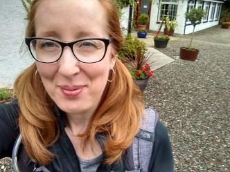Jen Touring the West Highlands, Scotland