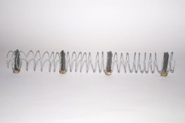 Barbed wire defenses