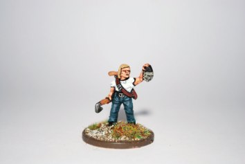 Zombie Hunters / Survivalists
