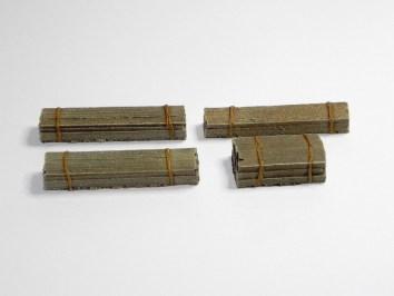 Lumber stacks