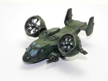 Flying vehicles