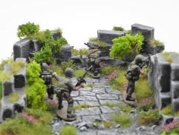 28mm Handmade terrain