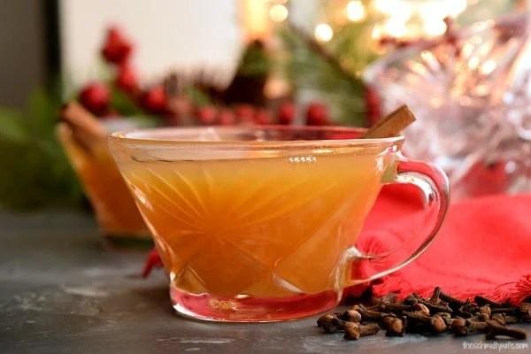 crockpot christmas wassail - Christmas Wassail