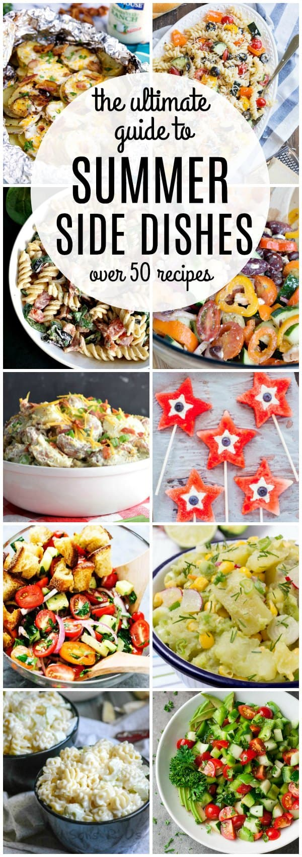 Summer Side Dishes