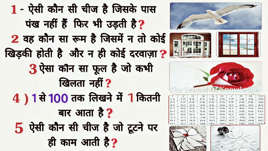 Funny Hindi paheliyan with answer