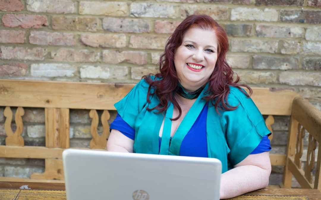 31: Sarah Arrow – How to use blogging in your business