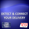 Detect and Correct your Delivery