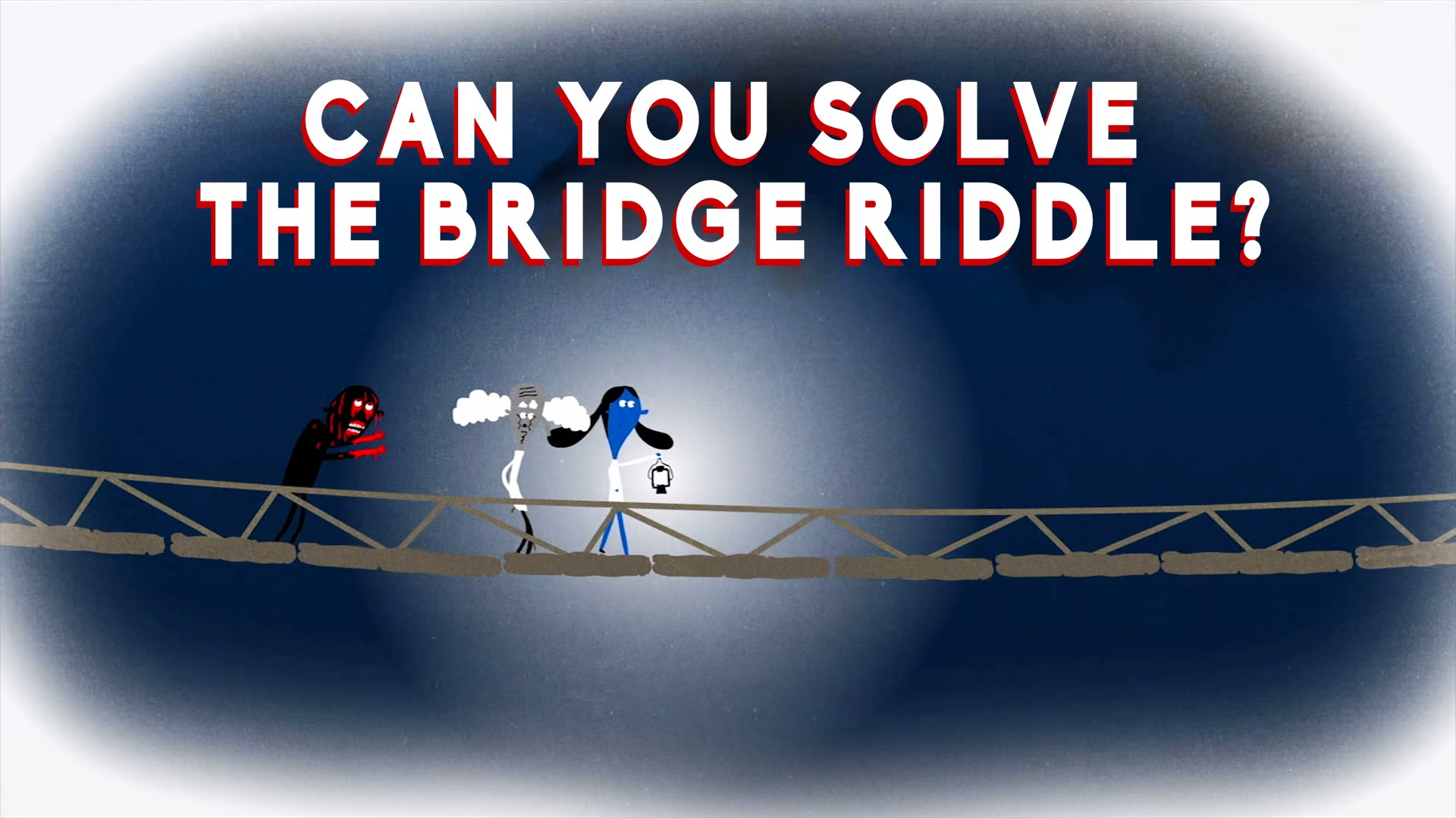 Watch Can You Solve The Bridge Riddle