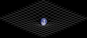 시공간의 휘어짐은 왜 물체의 낙하를 만들어 내는가?
