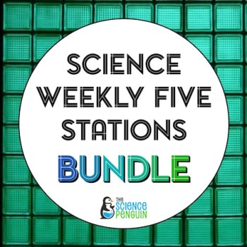 Science Weekly Five Bundle