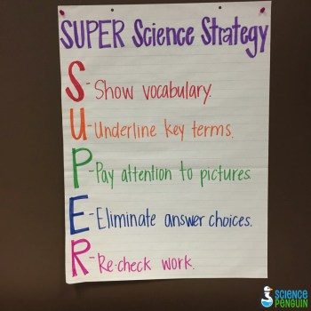 SUPER Science Strategy