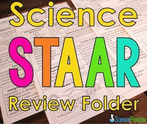 STAAR Study Folder
