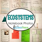Science Penguin's Science Plans {Ecosystems}