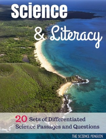 4 Ways to Connect Science & Literacy: Differentiated Reading Passages