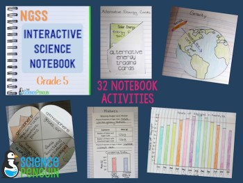 5th Grade NGSS Notebook
