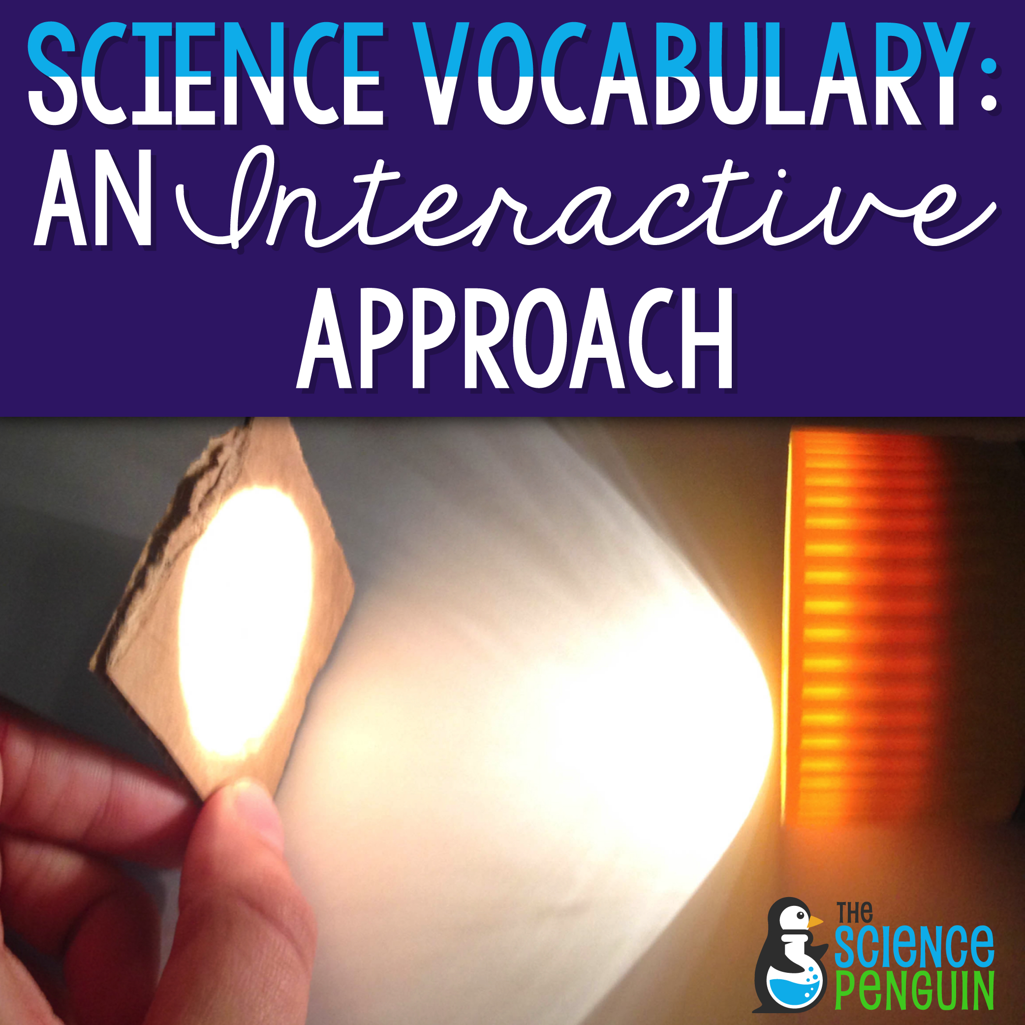 Introducing Science Vocabulary An Interactive Approach